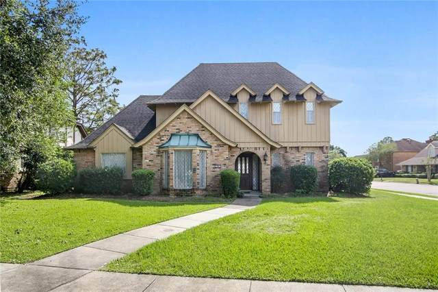 60 Park Timbers Drive, New Orleans, LA 70131 (MLS #2319518) :: Freret Realty