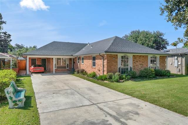 1324 Melody Drive, Metairie, LA 70002 (MLS #2319546) :: Freret Realty