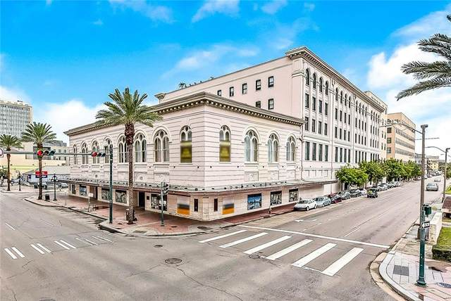 1201 Canal Street #501, New Orleans, LA 70112 (MLS #2319547) :: Turner Real Estate Group