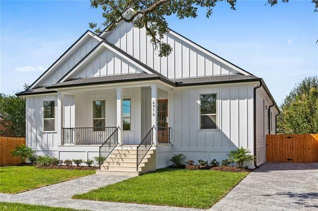 4916 Moore Drive, New Orleans, LA 70122 (MLS #2319618) :: Freret Realty
