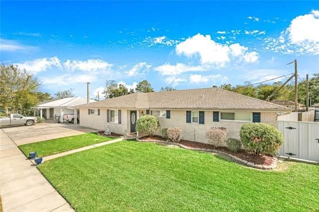 2209 Cypress Drive, Meraux, LA 70075 (MLS #2319665) :: Nola Northshore Real Estate