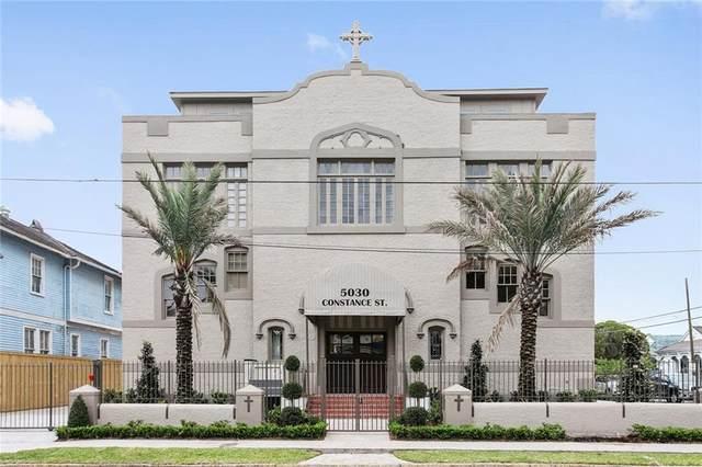 5030 Constance Street #8, New Orleans, LA 70115 (MLS #2319672) :: Nola Northshore Real Estate