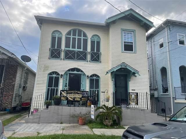 8332 Nelson Street, New Orleans, LA 70118 (MLS #2319697) :: United Properties