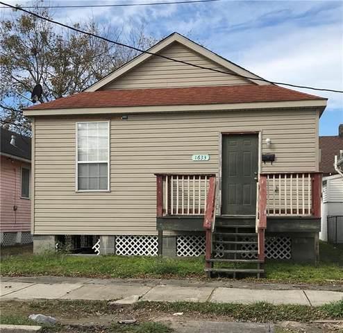 1633 N Prieur Street, New Orleans, LA 70116 (MLS #2319722) :: Top Agent Realty