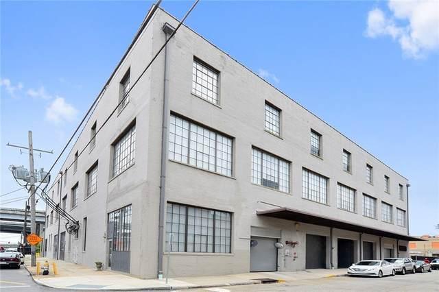 610 John Churchill Chase Street #16, New Orleans, LA 70130 (MLS #2319732) :: Crescent City Living LLC