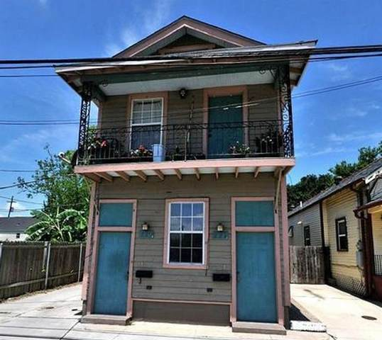 227 29 S Rocheblave Street, New Orleans, LA 70119 (MLS #2319734) :: Top Agent Realty