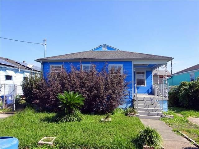6409 Eads Street, New Orleans, LA 70122 (MLS #2319759) :: United Properties