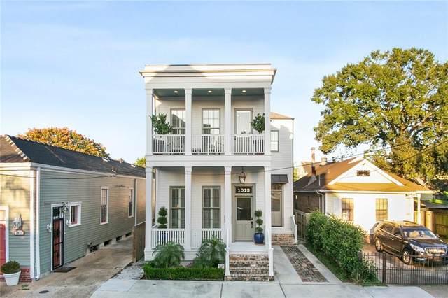 1013 Ninth Street, New Orleans, LA 70115 (MLS #2319773) :: United Properties