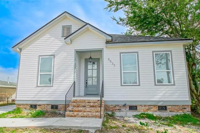 5537 Saint Ferdinand Drive, New Orleans, LA 70126 (MLS #2319842) :: Keaty Real Estate