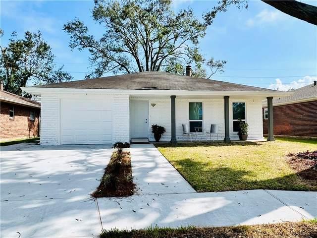 3340 Castle Drive, Kenner, LA 70065 (MLS #2319891) :: United Properties
