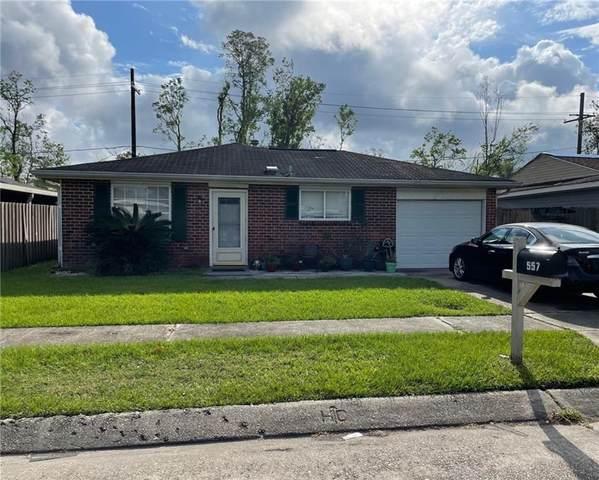 557 Pat Drive, Avondale, LA 70094 (MLS #2319892) :: Keaty Real Estate