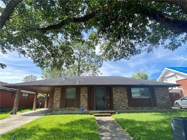 4426 Camelot Drive, New Orleans, LA 70127 (MLS #2319920) :: Keaty Real Estate