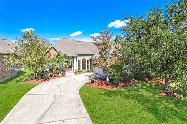 137 Cypress Lakes Drive, Slidell, LA 70458 (MLS #2319925) :: Freret Realty