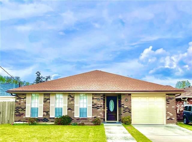 5200 Burke Drive, Metairie, LA 70003 (MLS #2319957) :: Keaty Real Estate