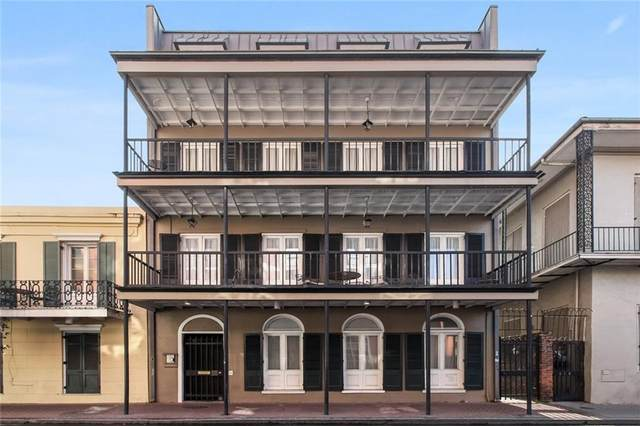 412 Dauphine Street 4B, New Orleans, LA 70112 (MLS #2319970) :: Amanda Miller Realty