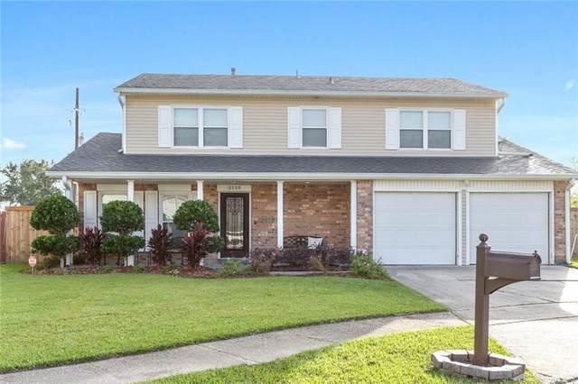 2129 E Ridgelane Street, Marrero, LA 70072 (MLS #2320007) :: Top Agent Realty