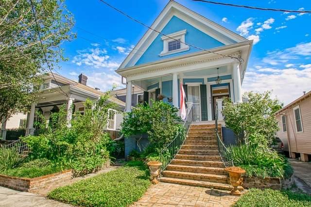909 Eleonore Street, New Orleans, LA 70115 (MLS #2320051) :: The Puckett Team