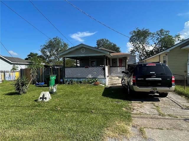 867 Avenue E, Westwego, LA 70094 (MLS #2320067) :: Top Agent Realty