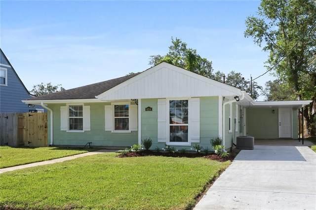 4854 Feliciana Drive, New Orleans, LA 70126 (MLS #2320068) :: The Puckett Team