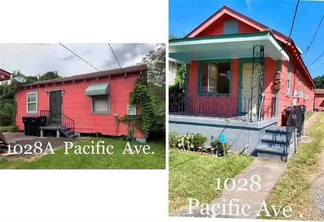 1028 B Pacific Avenue, New Orleans, LA 70114 (MLS #2320094) :: Crescent City Living LLC