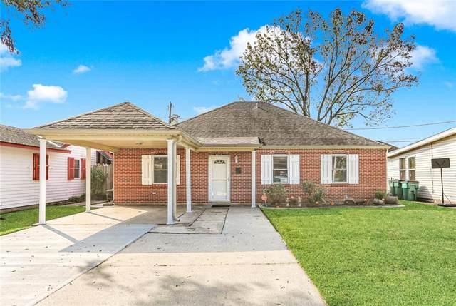 4012 Chestnut Street, Marrero, LA 70072 (MLS #2320103) :: Crescent City Living LLC