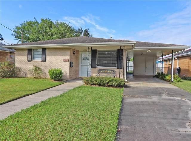 1008 Madison Street, Metairie, LA 70001 (MLS #2320179) :: United Properties