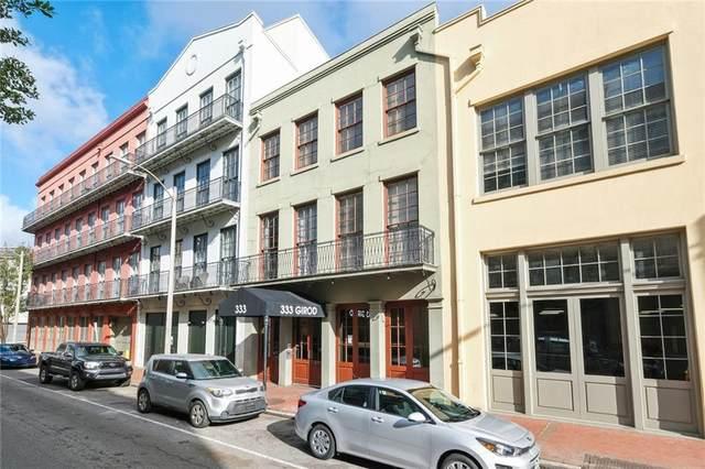 333 Girod Street #304, New Orleans, LA 70130 (MLS #2320268) :: United Properties