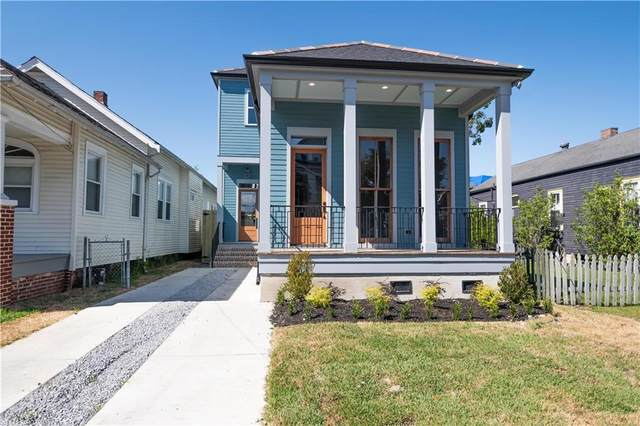 217 S Pierce Street, New Orleans, LA 70119 (MLS #2320275) :: United Properties