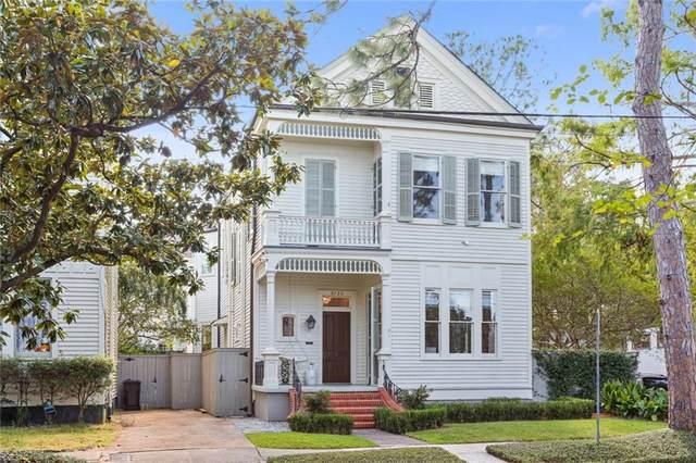 4736 Prytania Street, New Orleans, LA 70115 (MLS #2320289) :: United Properties