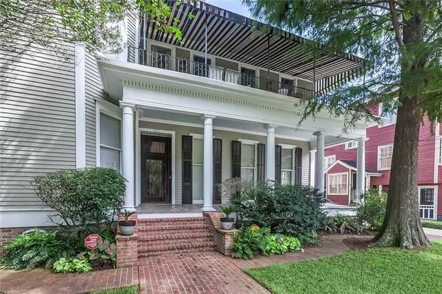 1821 Milan Street A, New Orleans, LA 70115 (MLS #2320295) :: United Properties