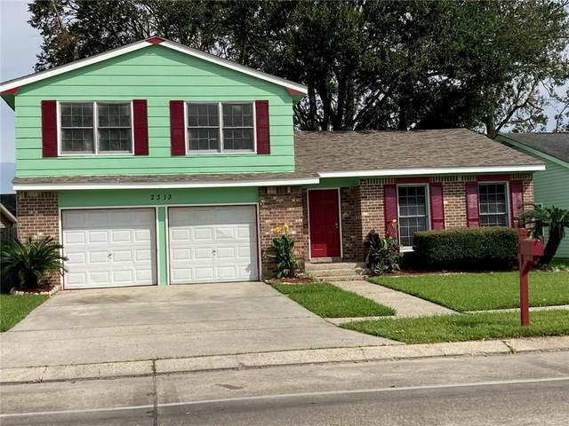2313 Woodmere Boulevard, Harvey, LA 70058 (MLS #2320329) :: United Properties