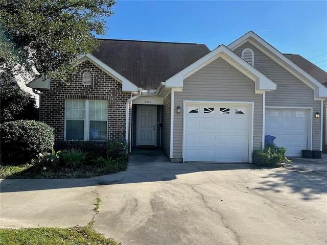 809 W Morris Avenue, Hammond, LA 70401 (MLS #2320387) :: United Properties