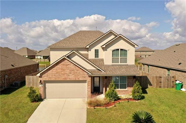 721 Lakeshore Village Drive, Slidell, LA 70458 (MLS #2320400) :: United Properties