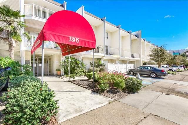 3805 Houma Boulevard A109, Metairie, LA 70006 (MLS #2320413) :: United Properties