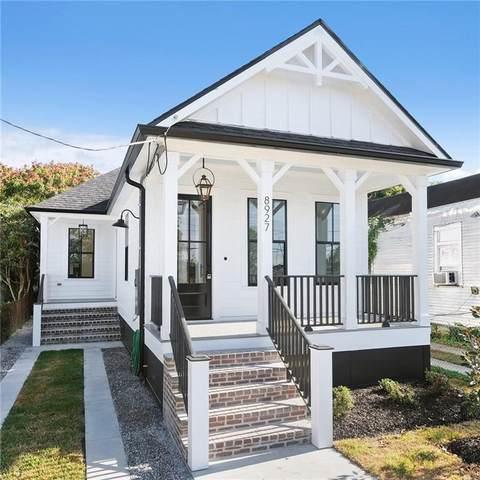 8927 Jeannette Street, New Orleans, LA 70118 (MLS #2320455) :: United Properties