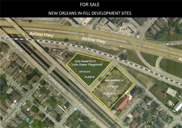 8701 Palmetto Street, New Orleans, LA 70118 (MLS #2151177) :: United Properties