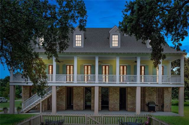 794 W Beach, Pass Christian, MS 39571 (MLS #2172390) :: Top Agent Realty