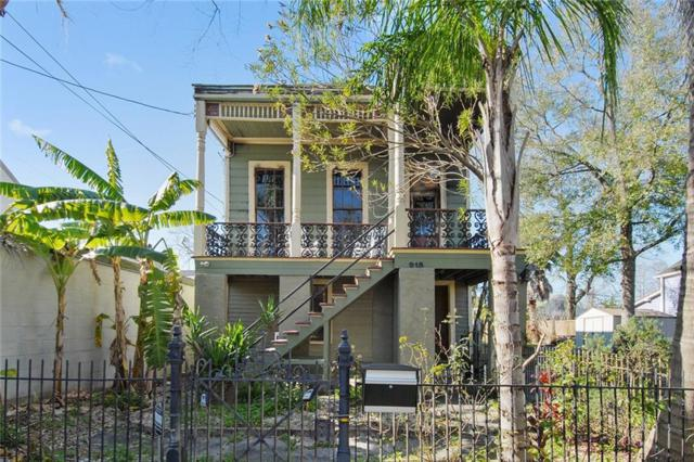 915 N Dupre Street, New Orleans, LA 70119 (MLS #2189927) :: Inhab Real Estate