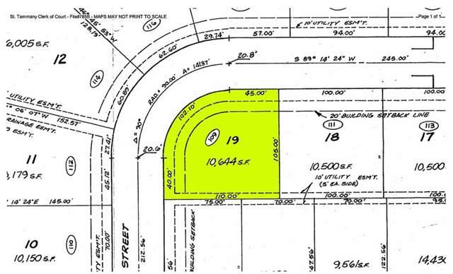 0 Village Circle, Slidell, LA 70458 (MLS #2190479) :: Top Agent Realty