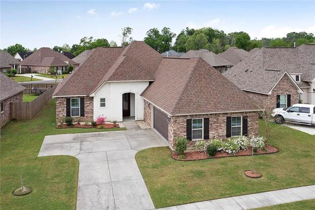 18047 Old Reserve, Prairieville, LA 70769 (MLS #2195188) :: Top Agent Realty