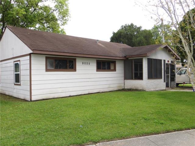 8025 Warsaw Street, Metairie, LA 70003 (MLS #2199697) :: Parkway Realty