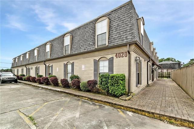 4020 Rye Street #4, Metairie, LA 70002 (MLS #2200984) :: The Sibley Group