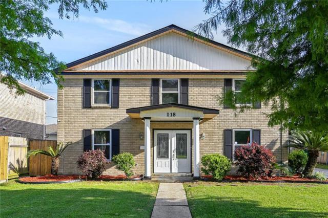 118 Cameron Drive, Gretna, LA 70056 (MLS #2202503) :: Top Agent Realty