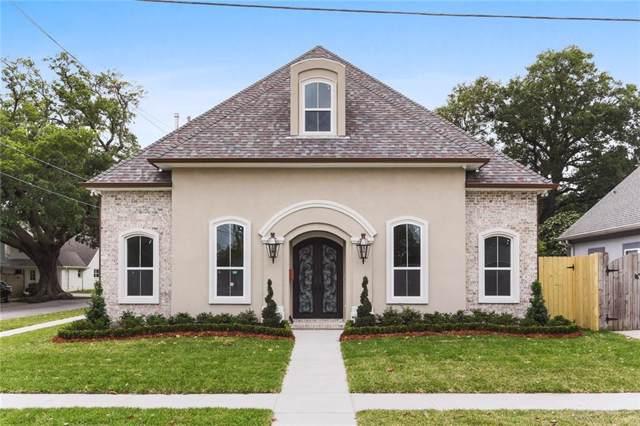 1400 Beverly Garden Drive, Metairie, LA 70002 (MLS #2203444) :: Parkway Realty
