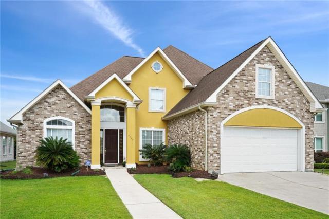 4044 Teche Drive, Kenner, LA 70065 (MLS #2205235) :: Watermark Realty LLC