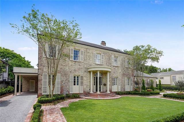 260 Bellaire Drive, New Orleans, LA 70124 (MLS #2205354) :: The Sibley Group