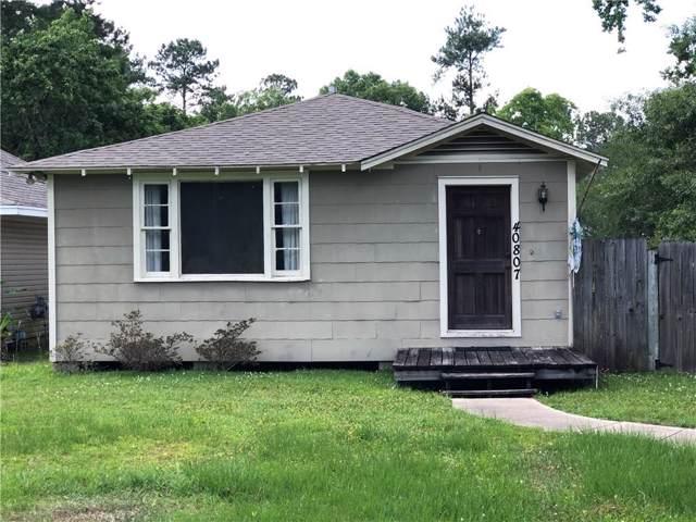 40807 Chinchas Creek Road, Slidell, LA 70461 (MLS #2205959) :: Turner Real Estate Group