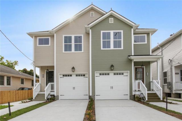 1105 1/2 Claiborne Drive, Jefferson, LA 70121 (MLS #2209465) :: Watermark Realty LLC