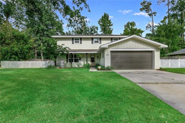 635 Barbara Place, Mandeville, LA 70448 (MLS #2210488) :: Watermark Realty LLC