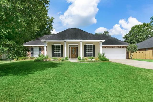 456 Choctaw Drive, Abita Springs, LA 70420 (MLS #2212504) :: Turner Real Estate Group